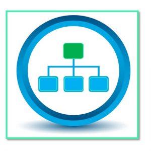 مفهوم ساختار سازمانی  مطالعات ISI و علمی و پژوهشی